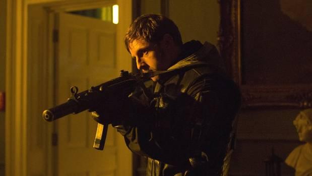 Jamie Bell plays SAS assault team leader Rusty Firmin in 6 Days.