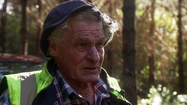 Lyall Bowen, a forestry worker from Whangamata, has intimate knowledge of the area where Sven Urban Höglin's body was found.