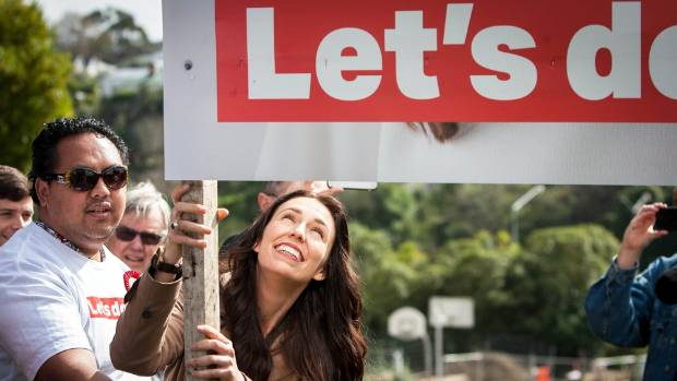 Jacinda Ardern's fresh-faced leadership has reversed the Labour Party's election prospects.