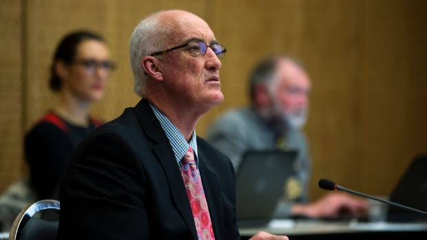 "Horowhenua District Council chief executive Davd Clapperton: ""Right now, our community is highly politicised."""