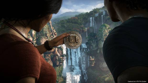 Cliff climbing, combat and a globetrotting hunt for a priceless ancient artifact. Uncharted's recipe for success.