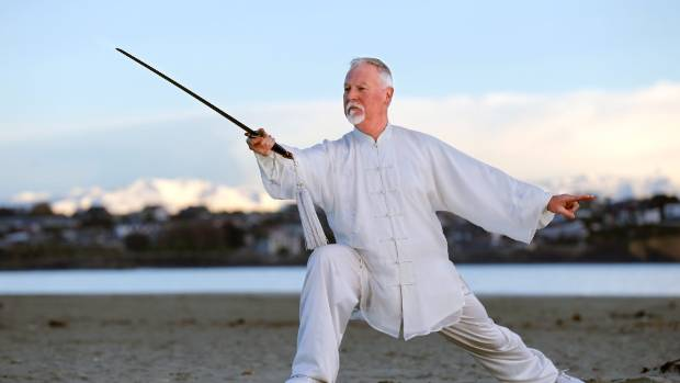 Timaru Tai Chi practitioner Dave Thew will be attending the World Kung Fu Championships in China this November.
