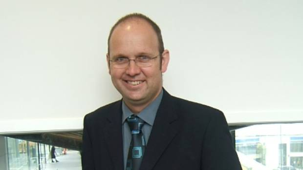 Hastings council chief Ross McLeod.