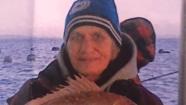 72-year-old Minnie Holloway, who went missing on Friday evening, was found on Saturday morning.