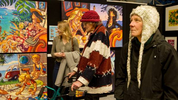 More than 1000 people have already attended the  the sixth running of  Art Expo Nelson 2017, held at the Trafalgar ...