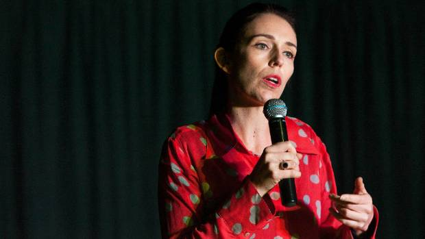 Out campaigning on Saturday in Henderson, west Auckland, Labour leader Jacinda Ardern said there needed to be a balance ...