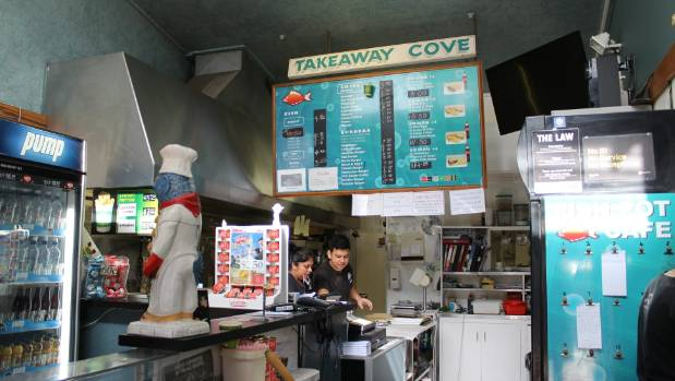 The Fish Pot cafe has served Mission Bay locals, tourists, All Blacks and politicians over the last 30 years.