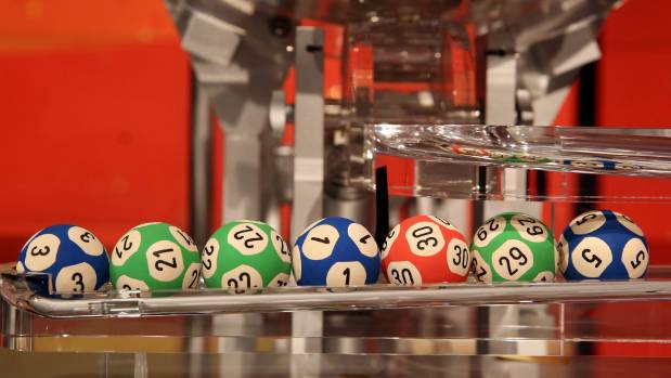 All the 3s: The $1m jackpot was won by three players, who pocket $333,333 each.