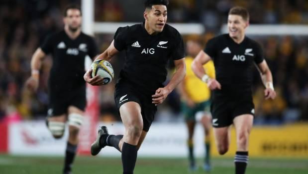 Wallabies whacked by rampant All Blacks