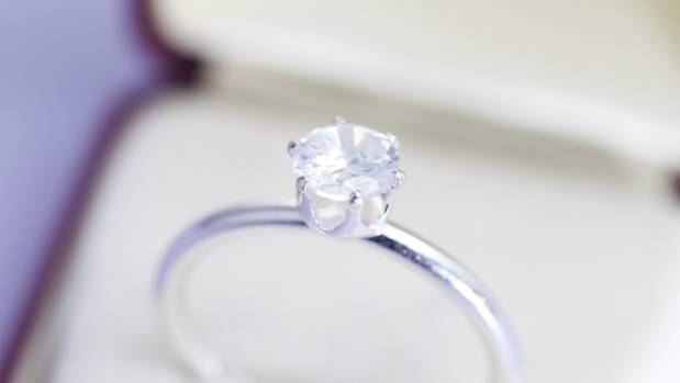 More men than ever are popping the question without a ring.