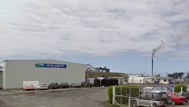 A man was taken to Oamaru Hospital on Saturday afternoon after coming into contact with a drum of chemicals.