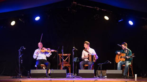 An Deise is a trio made of some of Ireland's top traditional musicians; Paddy Tutty, Derek Morrissey and Caoimhin O ...