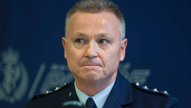 Superintendent Paul Basham has issued a statement after constable Jeremy Buis resigned from police.