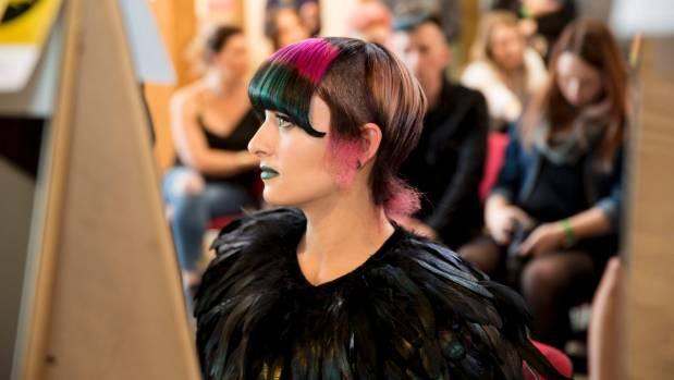 Hairdressing elite's follical challenge