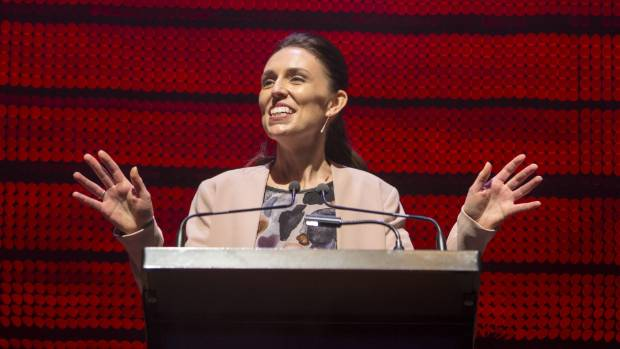 Labour leader Jacinda Ardern says her party will create a passenger rail service linking Auckland, Hamilton, and ...