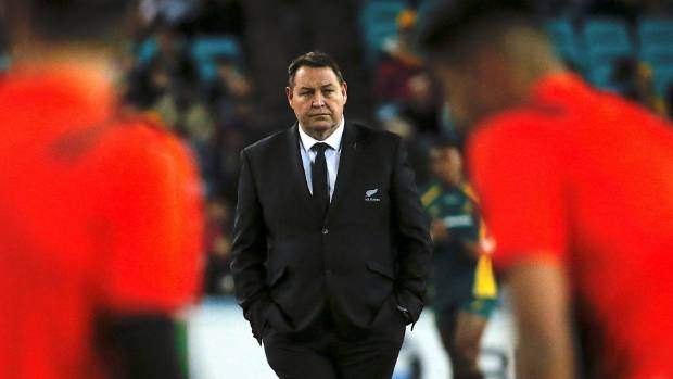 Wallabies whacked by rampant All Blacks