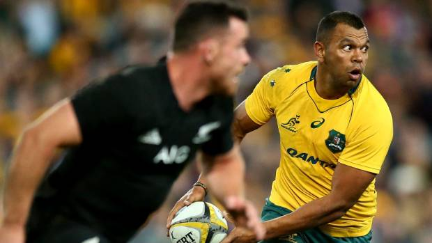 Rugby Championship: New Zealand thrash Australia in Sydney