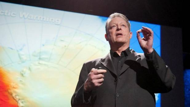 Al Gore believes the battle for Americans' hearts and minds on climate change is being won, despite political ...