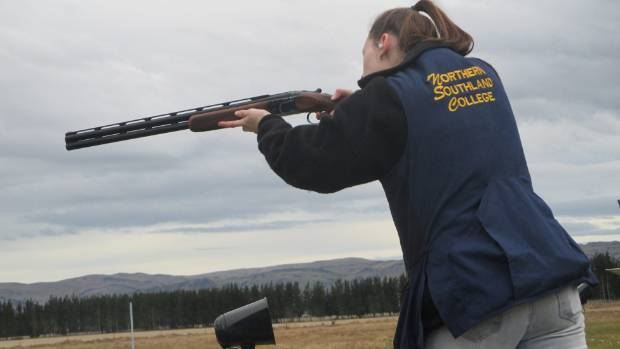 Northern Southland College student Samantha Middlemiss was the top female competitor at the Southland/Otago Secondary ...