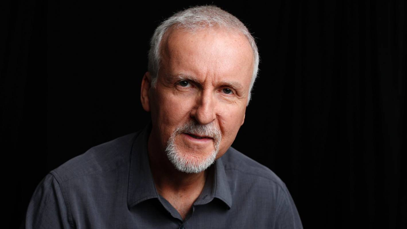 james cameron James cameron wins the oscar for directing for titanic at the 70th annual academy awards warren beatty presents the award.