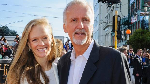 James Cameron and wife Suzy Amis have been married since 2000.
