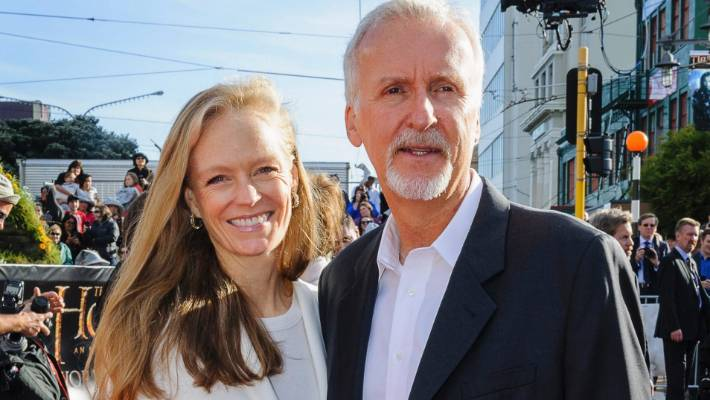 James Cameron height