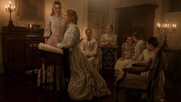 The Beguiled boasts a strong female cast and slim, but dramatically packed running time.