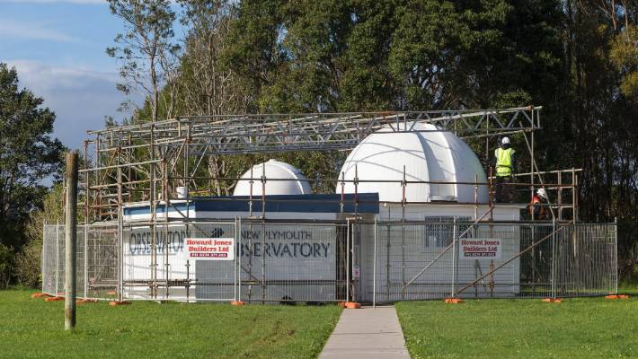 Observatory Roof Repairs Won T Cloud Astronomical Society