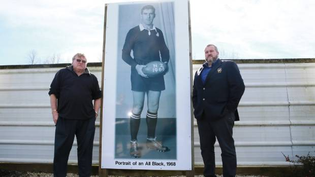 All Blacks plan special tribute to rugby legend Sir Colin Meads
