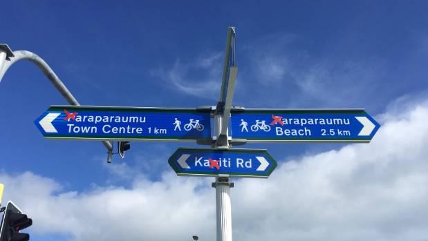 Kapiti Mayor K Gurunathan says there are better ways of raising awareness about methamphetamine abuse than altering ...
