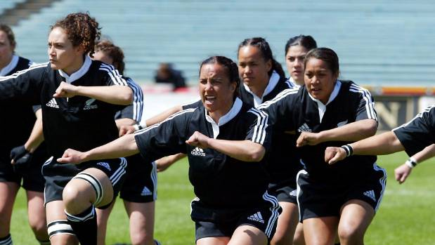 Farah Palmer played for the Black Ferns for ten years between 1996 and 2006.