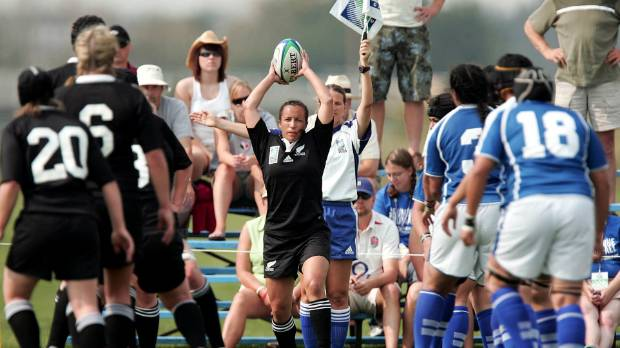 Former Black Ferns' captain Farah Palmer says she still feels like part of the team ten years after retirement.