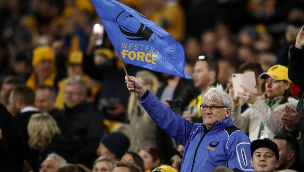 The Western Force were named earlier in the month as the team in the firing line.
