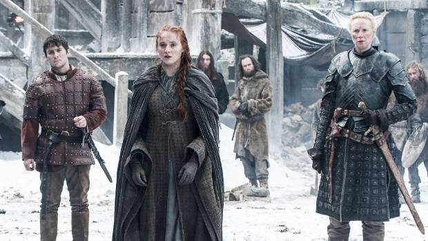 Sansa is running out of people who have her back.