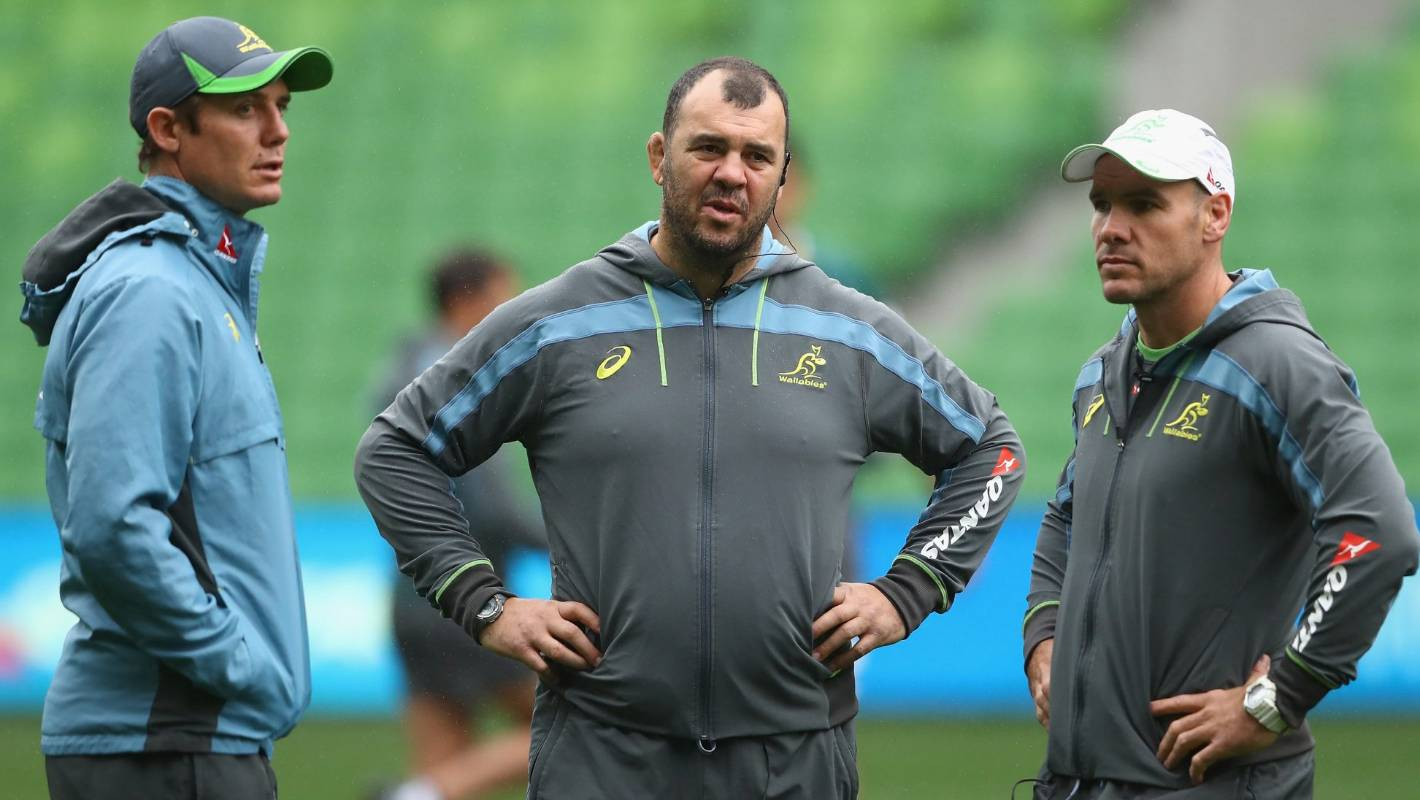 Australian Rugby Coaches Unite To Try To Win Back Bledisloe Cup And World Cup From All Blacks Stuff Co Nz