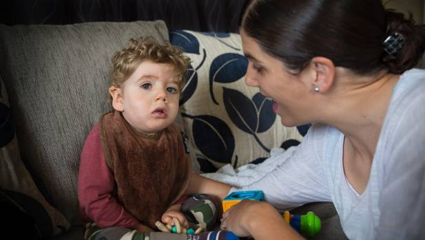 Elijah and mum Laura North recently went to Australia for Elijah's treatment at the Neurological and Physical ...