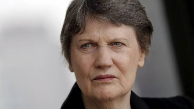 Helen Clark doesn't back down from anything she did as prime minister.