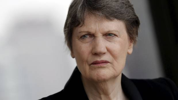 The Helen Clark-led Labour Government did a good job at reducing debt.
