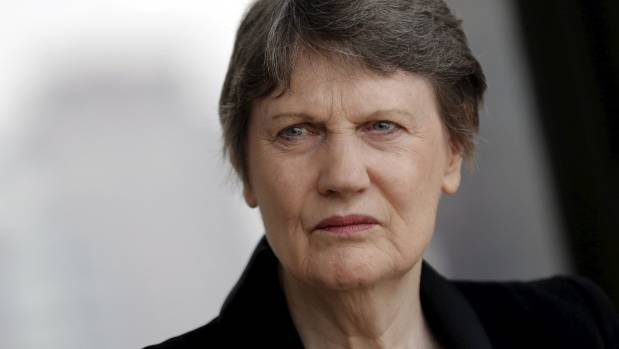 Helen Clark says it's not over for Labour yet. Now it's time to wait and see what comes out of the inter-party talks.