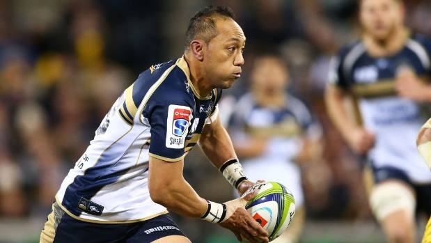 After missing most of the 2017 Super Rugby season, Christian Lealiifano will head to Ulster for five months before ...