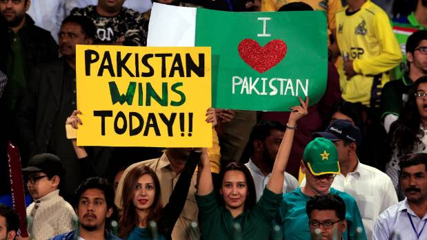 Pakistan to host World XI series in September