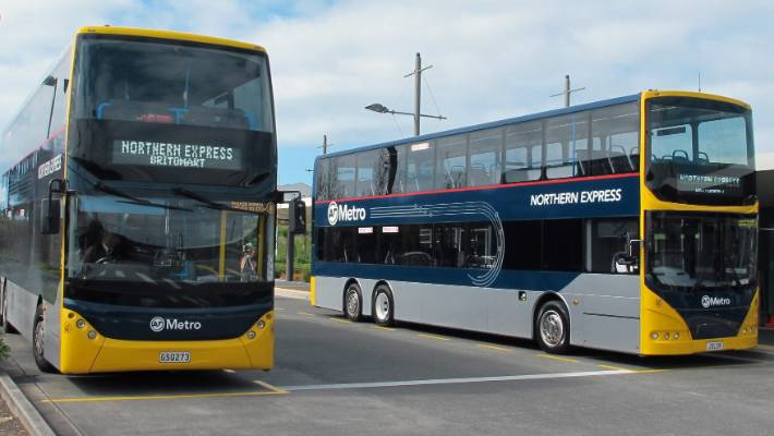 Simplified North Shore bus network increases connections