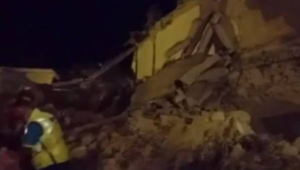 Woman dies after quake strikes Italian tourist island