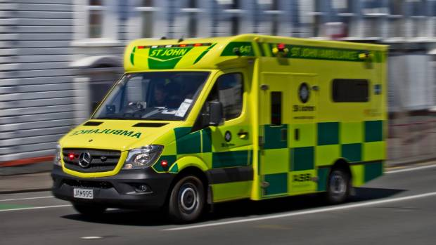 A special ambulance was driven from Auckland to Christchurch to carry a patient weighing more than 300 kilograms. (File ...