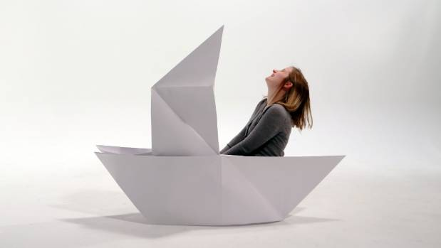 The words submitted into the boat will be turned into a new poem by poets Adrienne Jansen and Rob Hack.  Margot Sorensen ...