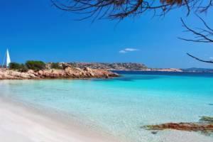 Cala Granara is in La Maddalena, an archipelago of around 60 islands.