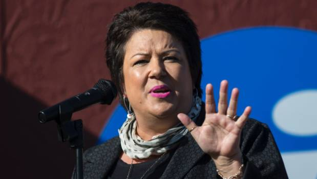 """Deputy Prime Minister Paula Bennett: """"Gangs are increasingly pushing dangerous drugs into our communities and we are ..."""