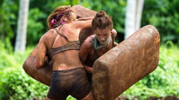 Australian Survivor features wrestling in mud, dirty dealing but not a lot of intelligence.