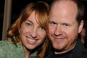 Kai Cole and Joss Whedon in 2010.