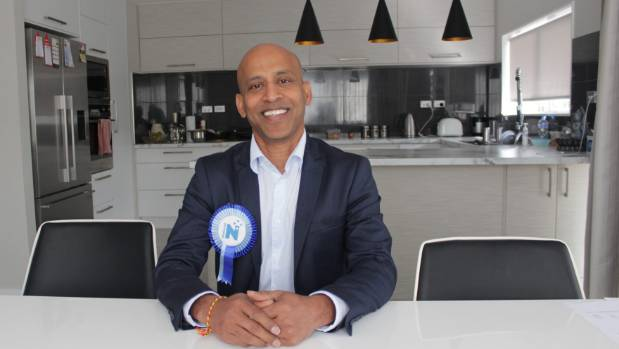 Bala Beeram says he will consult his electorate about their views on euthanasia and abortion.